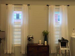 Window treatments in Doylestown, PA
