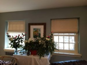 The Different Types and Styles of Roman Shades