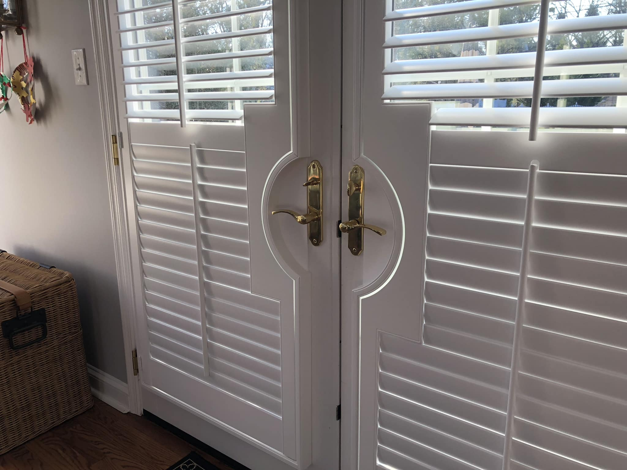 The Best Plantation Shutters In Main Line Pa Blinds Brothers