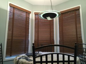 Advantages of Made to Order Faux Wood Blinds