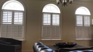 custom made blinds for odd shaped windows