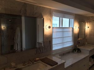 Benefits of Motorization with Electric Roman Shades