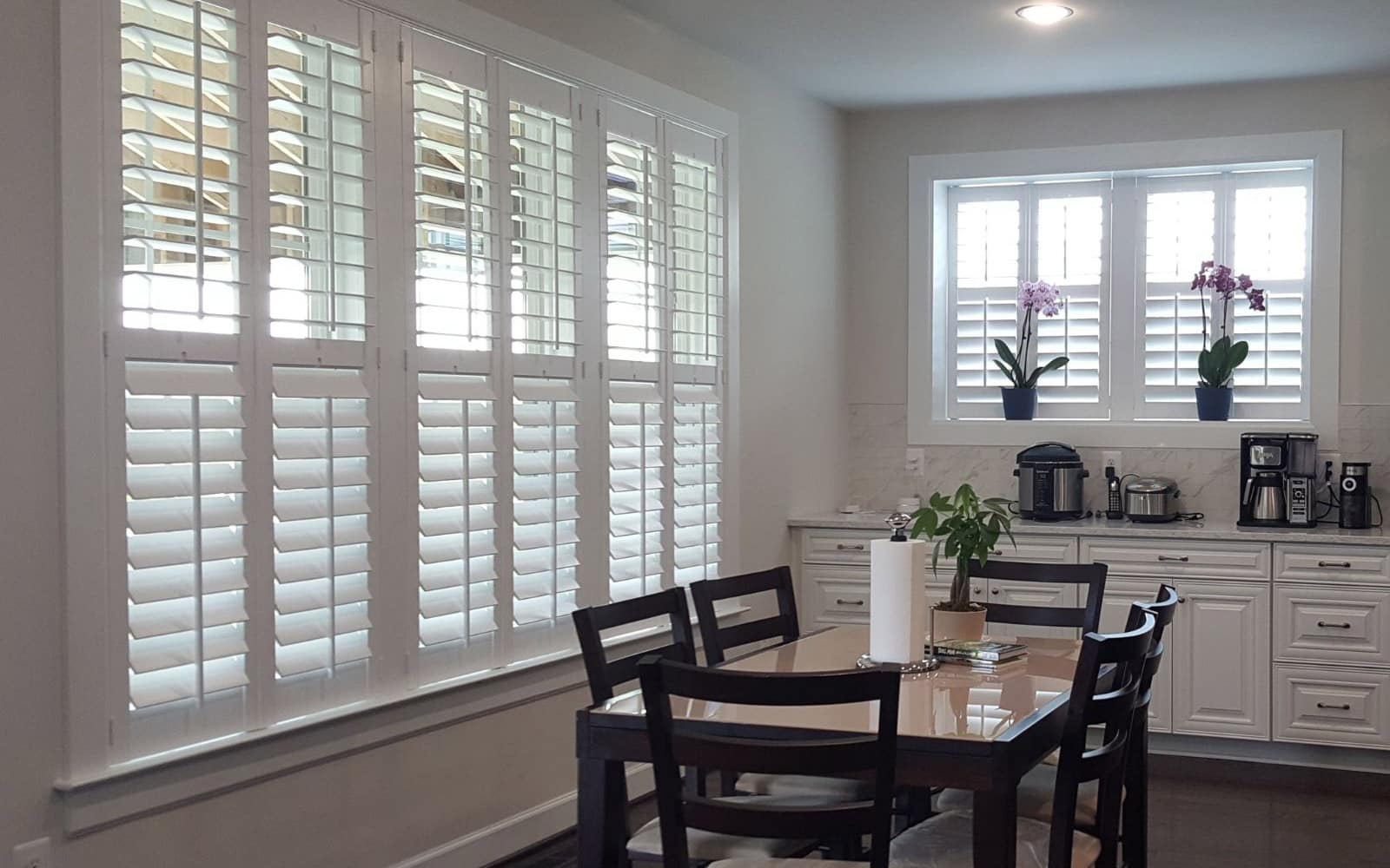 Features Of Customizable Window Treatments With Plantation