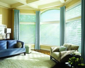 automatic indoor blinds