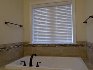 hardwood blinds