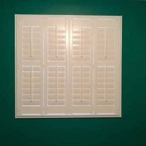 what is the difference between blinds and shutters