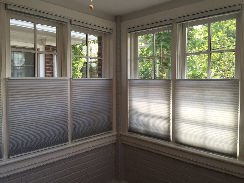 best window coverings to keep heat out