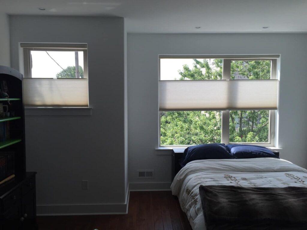 hard to reach window blinds